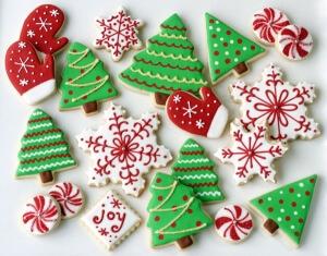 X-mas Cookies 2