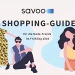 Beitragsbild für Blogbeitrag zu Mode-Trends für 2020 mit Shopping Guide