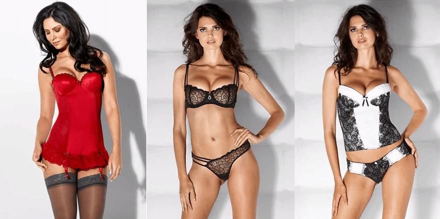 sexy plus lingerie saint valentin