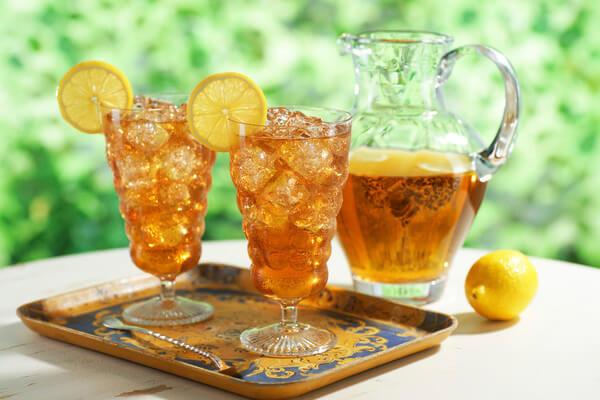 thé glacé citronné savoo punch