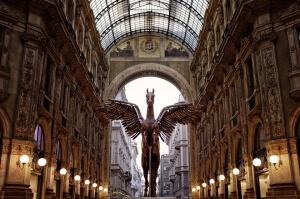 Milan, mélange d'art et de mode