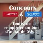 Concours Lapeyre x Savoo