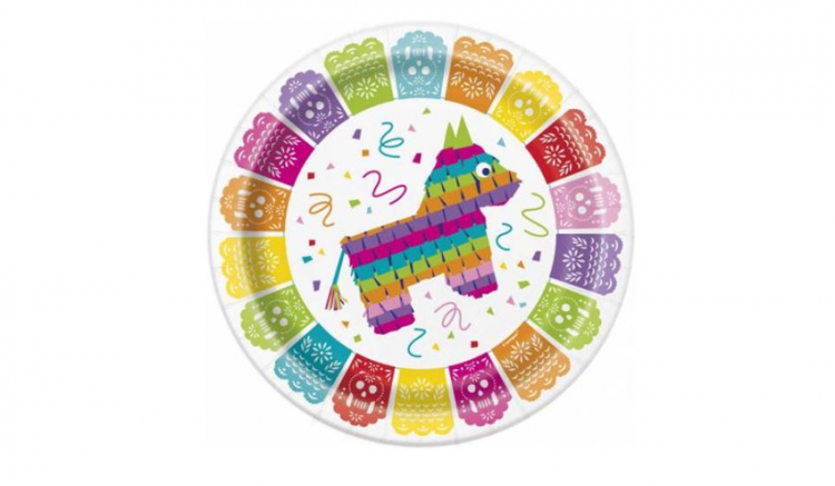 decoration-anniversaire-assiette-mexicaine