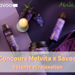 Concours Savoo x Melivta Relaxessence