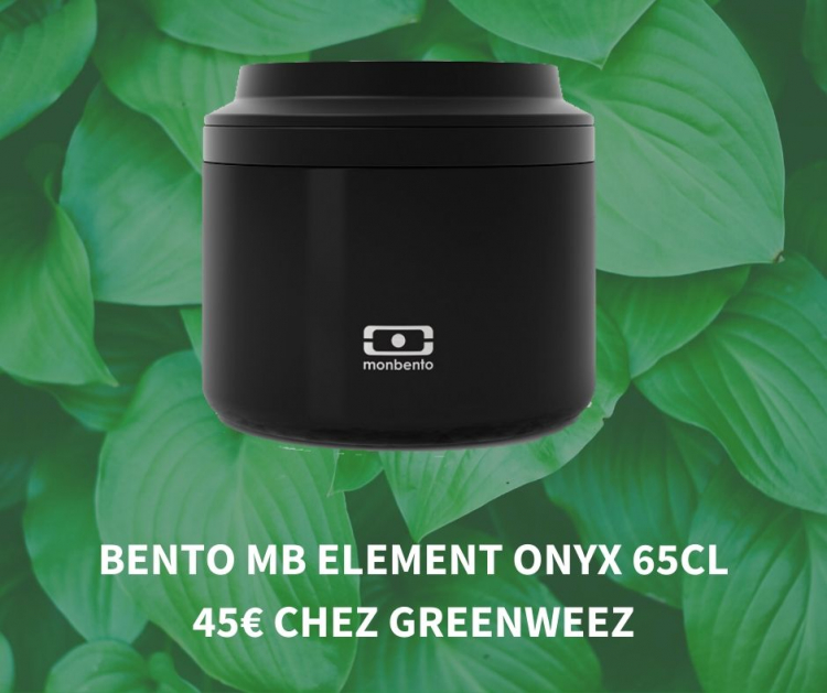 Bento MB Element Greenweez