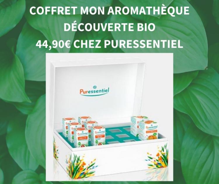 Coffret aromathérapie Puressentiel