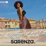 Image de couverture des essentiels de l'été Sarenza et Savoo