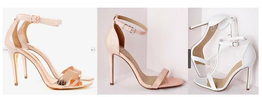 cheap wedding sandals