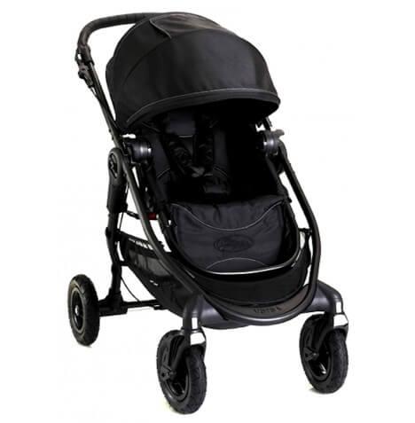 baby jogger versa GT pushchair-black