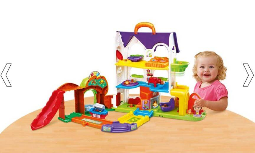 VTech Toot Toot Friends Busy Sounds Discovery House