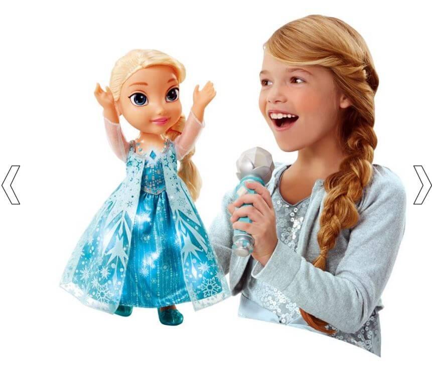 Disney Frozen Sing Along with Elsa Doll