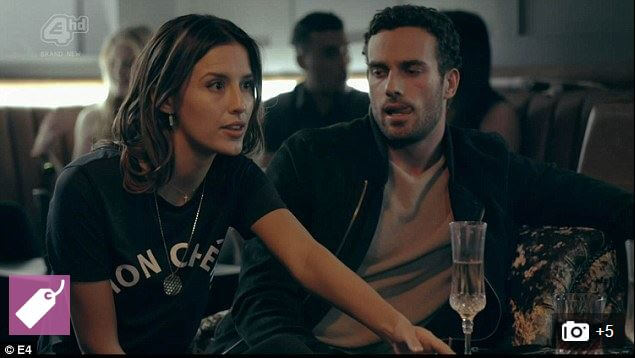 Made in Chelsea S11 Lucy