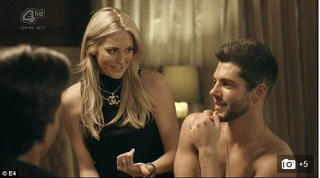 Made in Chelsea Steph and Mytton