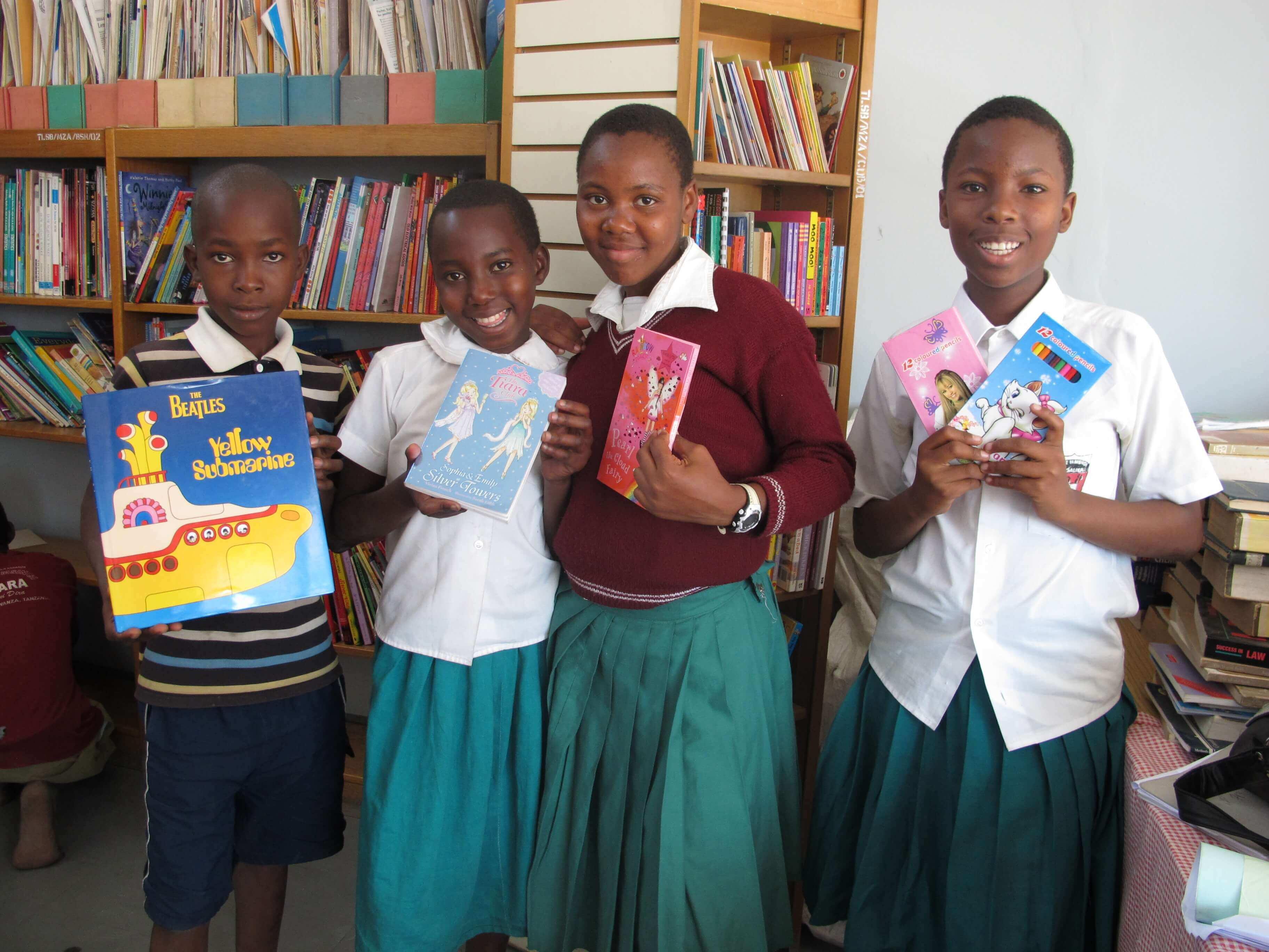 book aid international - african school
