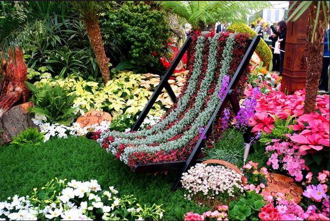 Gardening at Chelsea Flower Show 2016