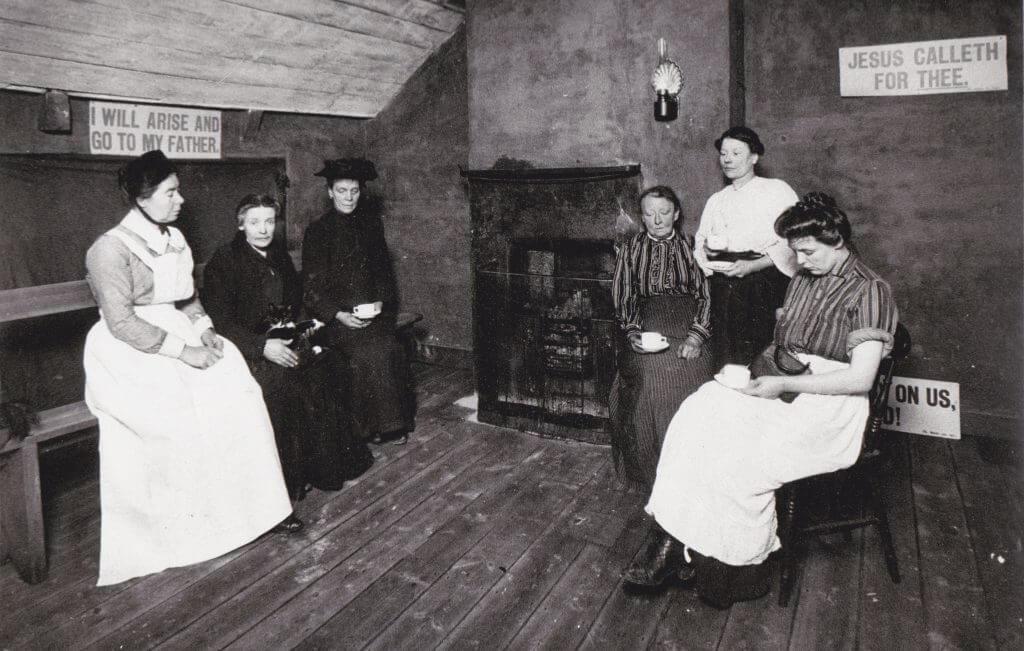church housing trust history