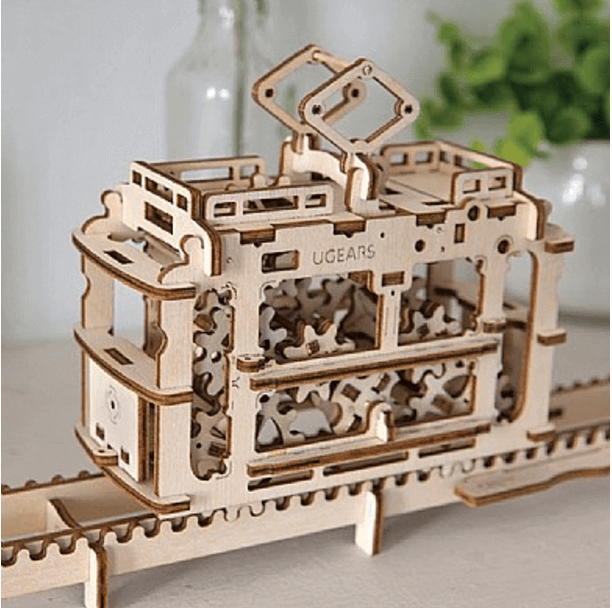 build your own tram