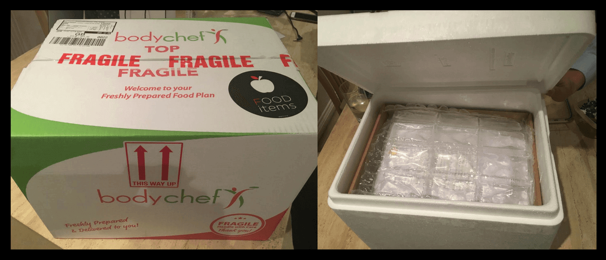 Bodychef diet delivery