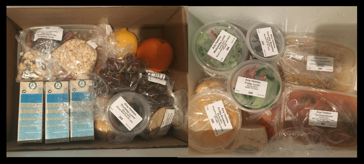 Detox diet home delivery