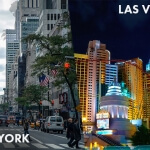 New York or Las Vegas