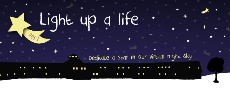 Bluebell Wood Light up a Life banner
