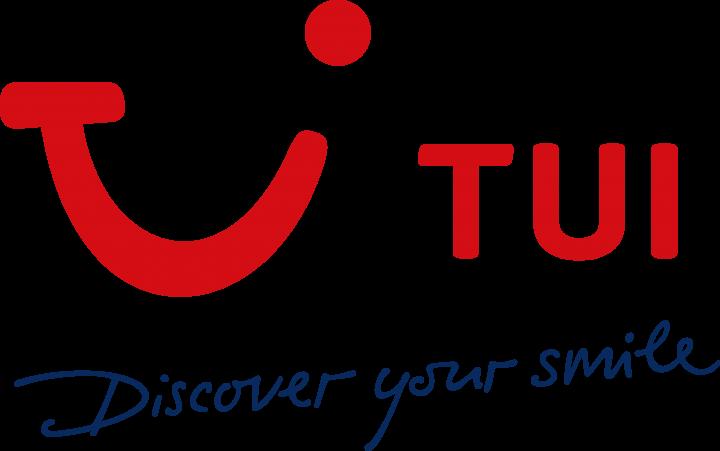TUI Logo with Strapline