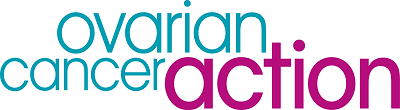 Ovarian Cancer Action logo