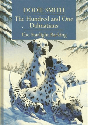 101 dalmatians book cover dodie smith