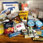 Muscle Food Do the Unthinkable health diet food hamper