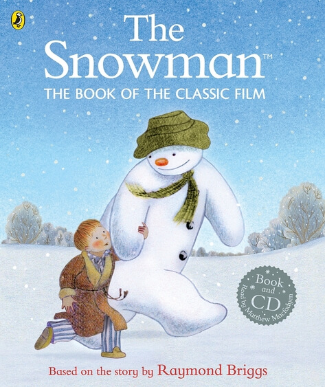 the snowman book cover raymond briggs