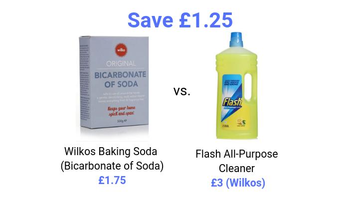 baking soda flash all purpose cleaning price comparison