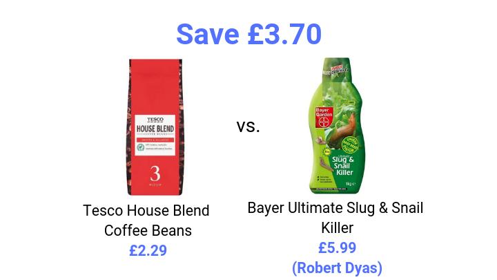 coffee bean slug killer price comparison