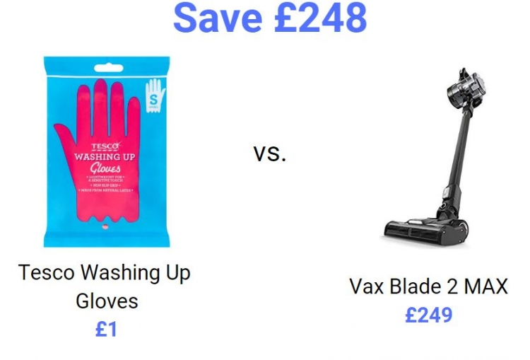 price comparison rubber gloves to pet fur vacuum