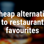 Cheap recipes for restaurant dishes