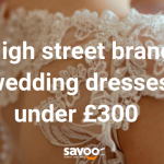 wedding dresses under £300