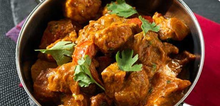 healthy chicken tikka masala curry