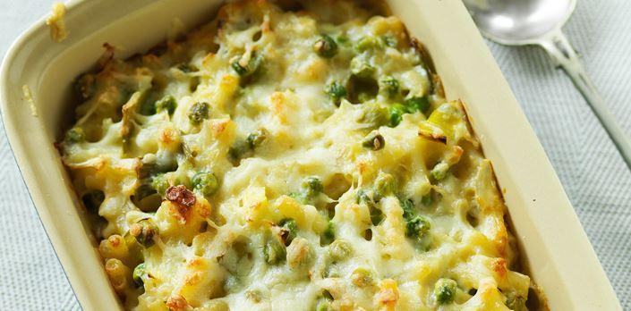 low fat macaroni cheese