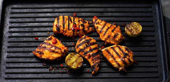 healthy piri piri chicken