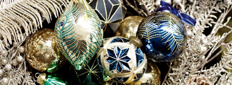 marks and spencer christmas ornaments