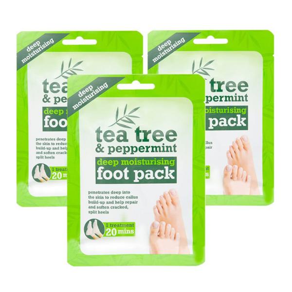 Tea Tree foot pack